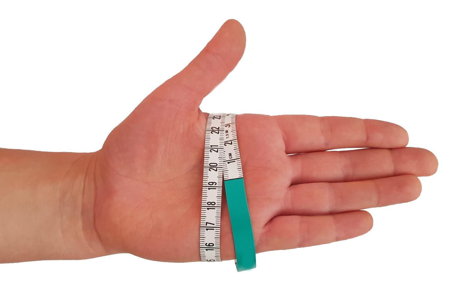 Faustlinge-Umfang-messen
