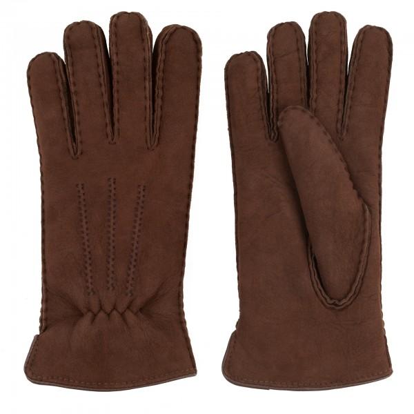 Herren Fingerhandschuhe Luxus